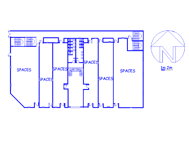 Floor plan of the property in Goodwood