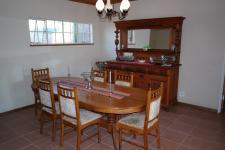 Dining Room - 22 square meters of property in Bonnievale