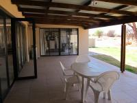 Patio of property in Kathu