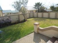 Backyard of property in Radiokop