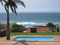 Backyard of property in Umhlanga Rocks