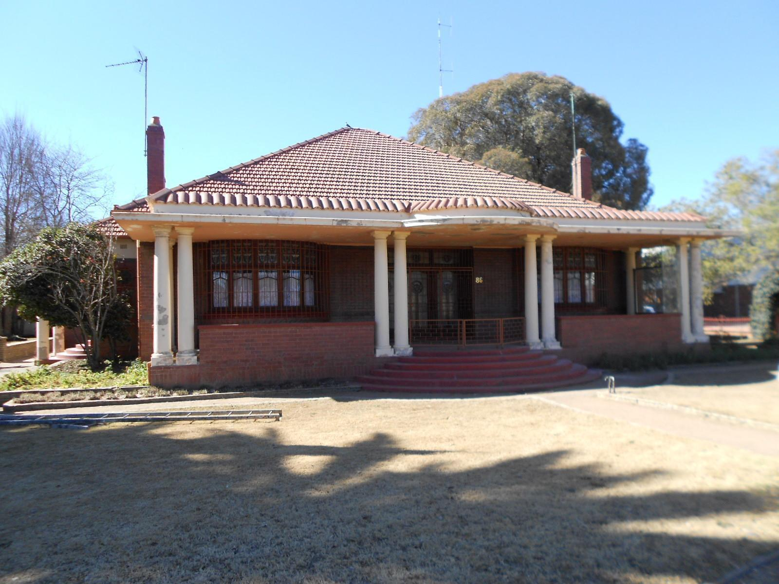 Front View of property in Nigel