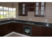Kitchen of property in Sabie