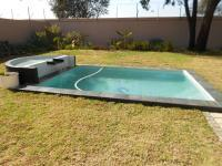 Backyard of property in Fourways