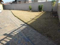 Garden of property in Krugersdorp