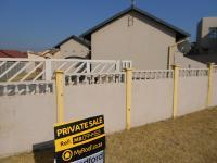 Sales Board of property in Krugersdorp