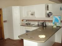 Kitchen of property in Highveld