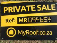 Sales Board of property in Mtunzini