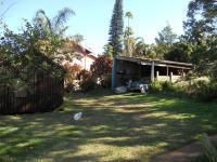 Backyard of property in Montclair (Dbn)