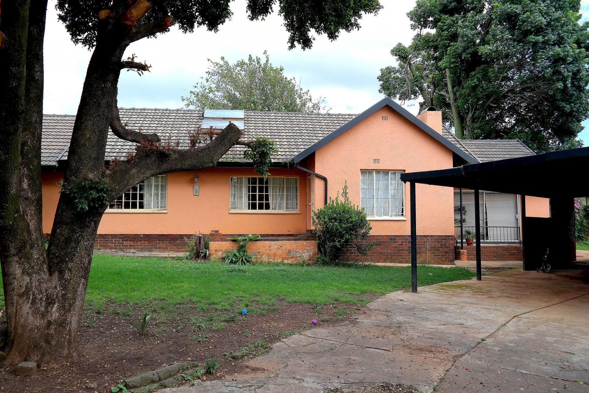 Garden of property in Northcliff