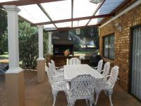 Patio of property in Magaliesmoot AH
