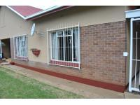 Garden of property in Parys