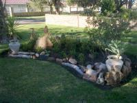 Garden of property in Humansdorp