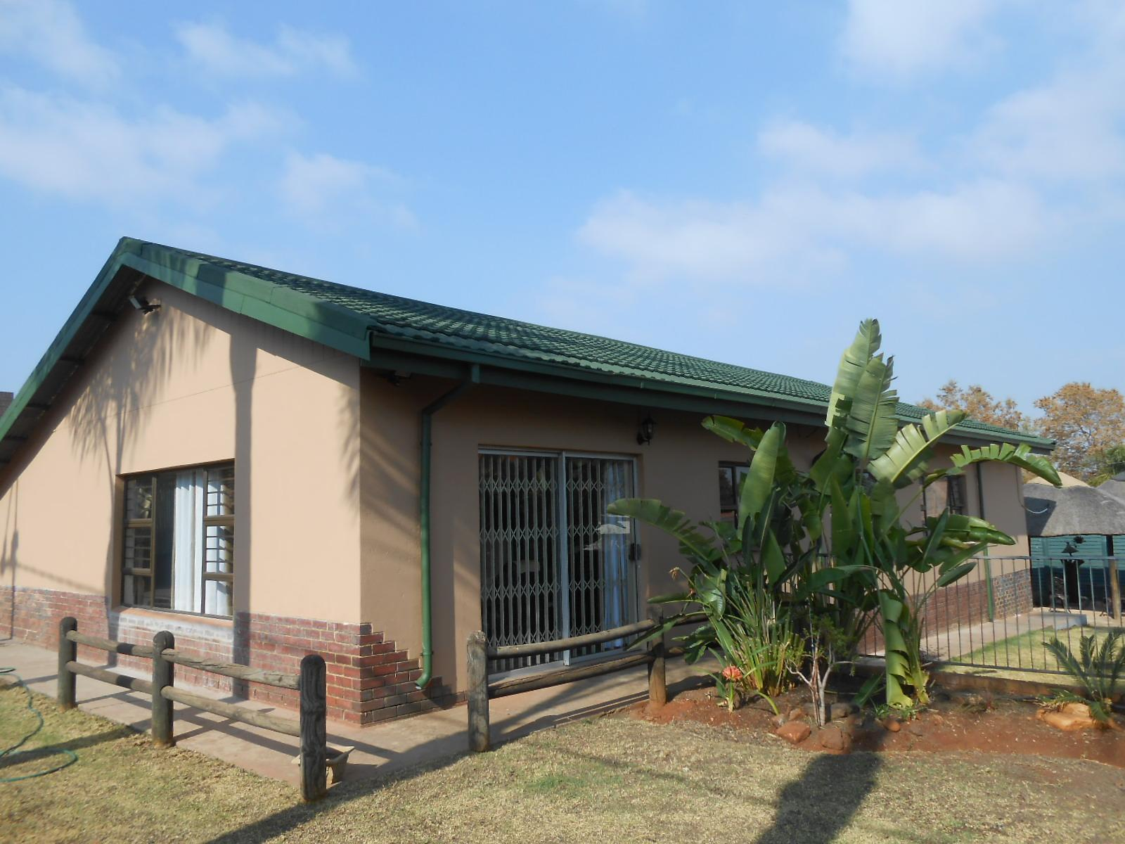 Front View of property in Kloofsig