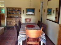 Dining Room of property in Wakkerstroom