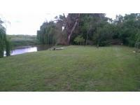Backyard of property in Witkopdorp (Daleside)