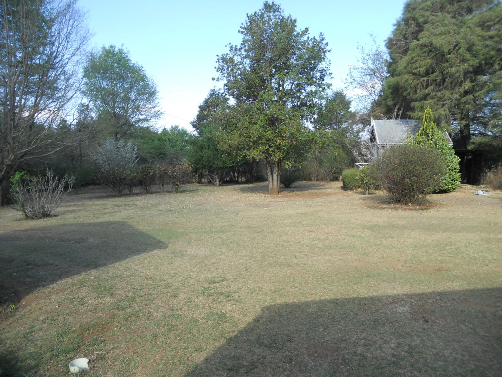 Garden of property in Himeville
