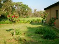 Garden of property in Zeerust