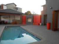Backyard of property in Bronkhorstspruit