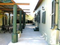 Patio of property in Clanwilliam