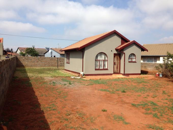 Standard Bank Repossessed 3 Bedroom House for Sale For Sale in Lawley - MR097050