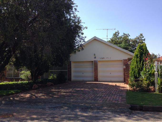 Standard Bank EasySell 3 Bedroom House for Sale For Sale in Parys - MR099065