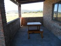 Patio - 186 square meters of property in Mossel Bay