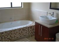 Main Bathroom of property in Bloemfontein