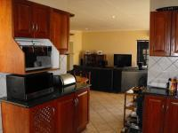 Kitchen of property in Rustenburg