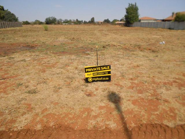 Land for Sale For Sale in Meyerton - Private Sale - MR099473