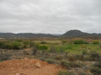 Backyard of property in Calitzdorp