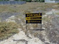 Sales Board of property in St Helena Bay