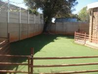 Backyard of property in Kloofendal