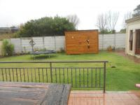 Backyard of property in Herolds Bay