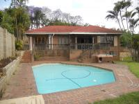 Backyard of property in Durban North