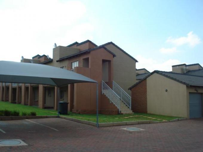2 Bedroom Sectional Title for Sale For Sale in Midrand - Home Sell - MR100308