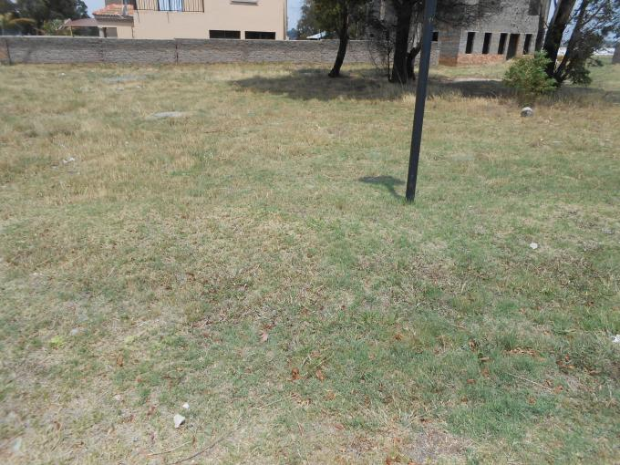 Standard Bank EasySell Land for Sale For Sale in Brakpan - MR100368