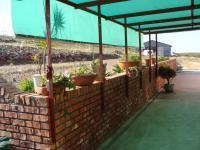 Patio of property in Humansdorp