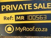 Sales Board of property in Durban Central