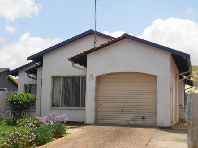 Standard Bank EasySell 3 Bedroom House for Sale For Sale in Boksburg - MR101324