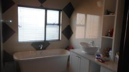 Main Bathroom - 14 square meters of property in Blue Valley Golf Estate