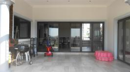 Patio - 102 square meters of property in Blue Valley Golf Estate