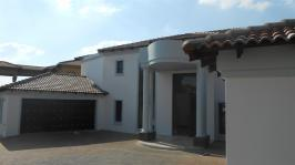 Front View of property in Blue Valley Golf Estate