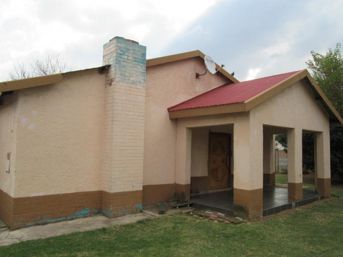 3 Bedroom House For Sale in Sasolburg - Home Sell - MR101725
