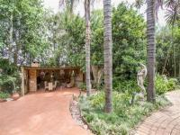 Backyard of property in Douglasdale