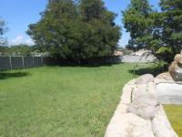 Backyard of property in Greenhills