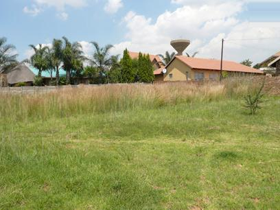 Land For Sale in Erasmuskloof - Home Sell - MR10208