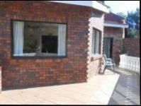 Balcony of property in Randfontein
