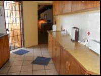 Kitchen of property in Randfontein