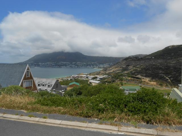 Land For Sale in Simon's Town - Private Sale - MR102361